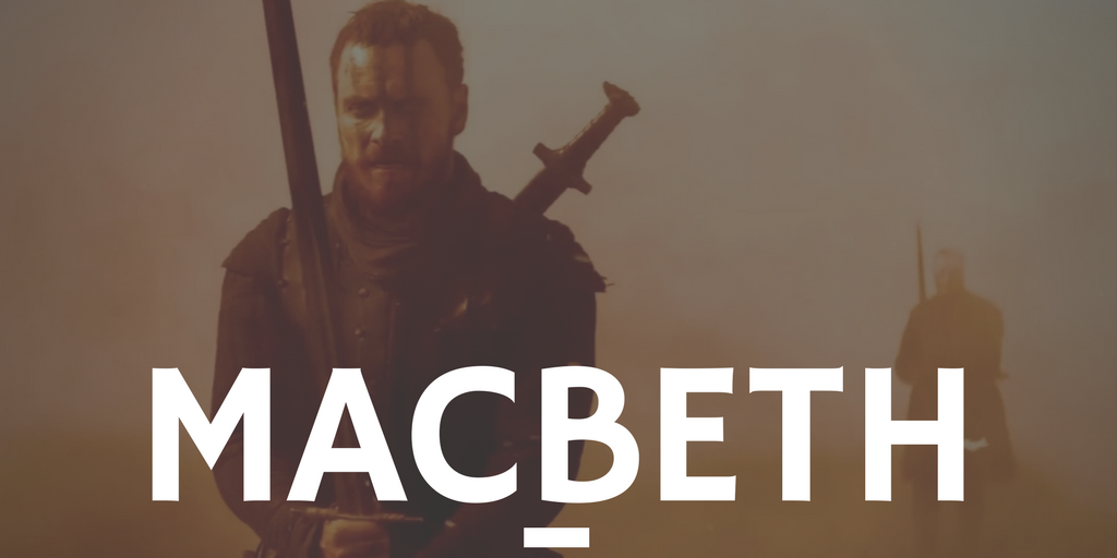 Character list of macbeth
