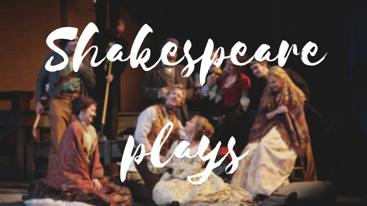 Citaten Shakespeare Play : List of shakespeare plays with short summary